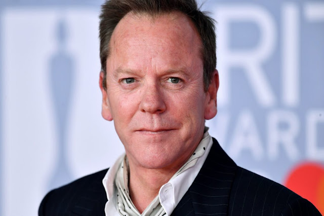How did Kiefer Sutherland become famous?