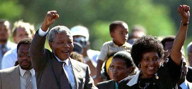 30º Aniversario de la liberación de la cárcel de Nelson Mandela: Apartheid, una gran cárcel como sistema de Estado