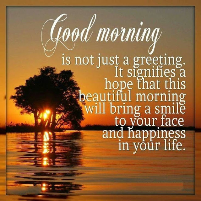 good morning images for him