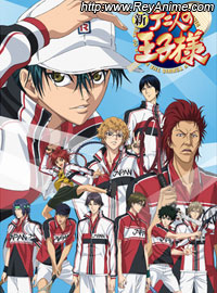 Lista de capitulos The New Prince Of Tennis