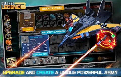 Download Defense Legend 3: Future War Mod Akozo