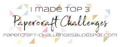 Papercraft Challenges #71
