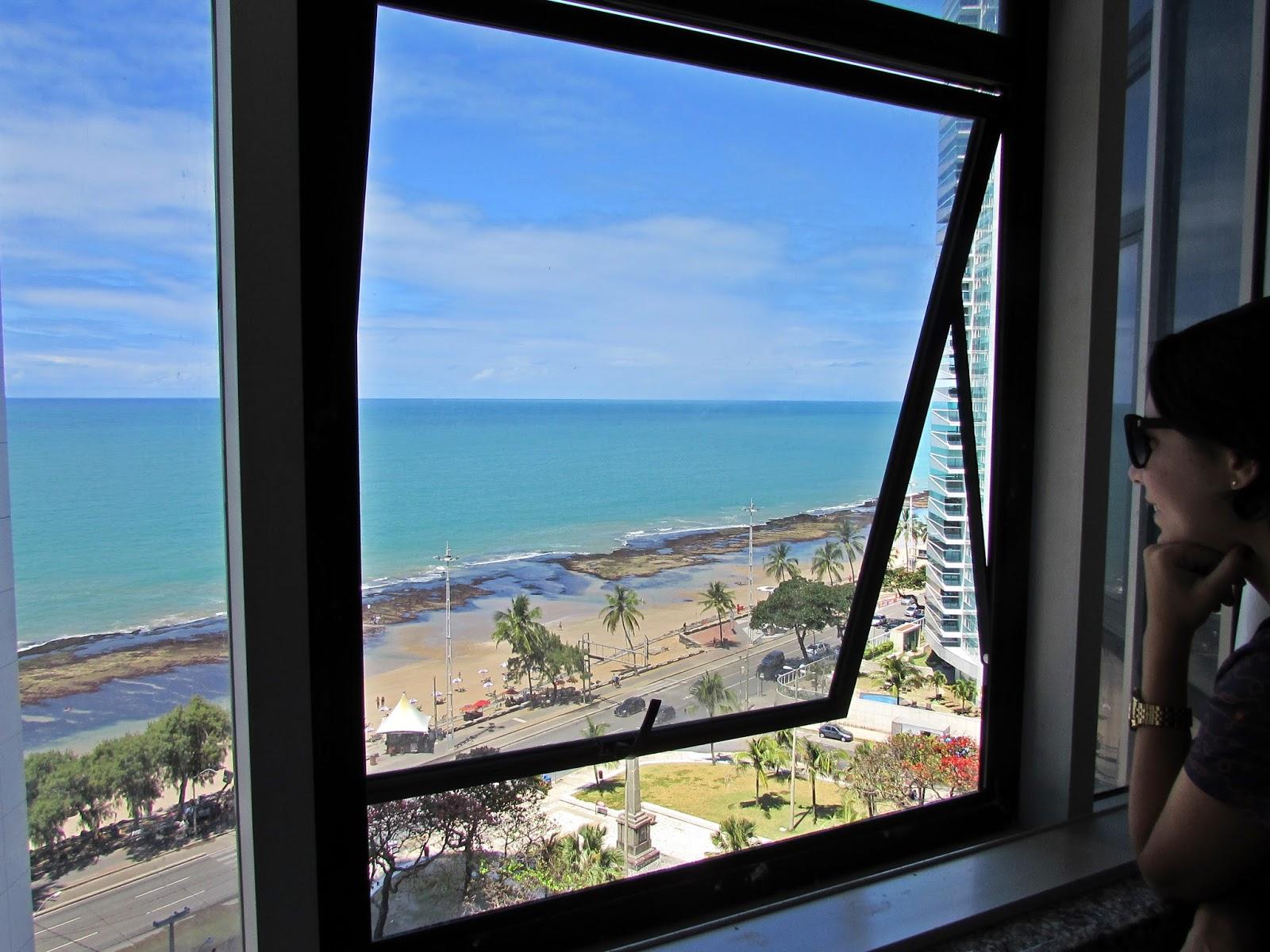 Onde Se Hospedar Em Recife Park Hotel Na Praia De Boa Viagem