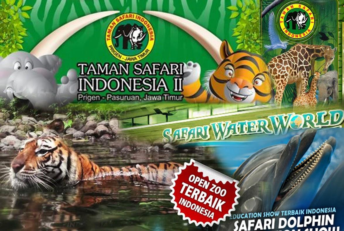Taman Safari Indonesia II di Prigen