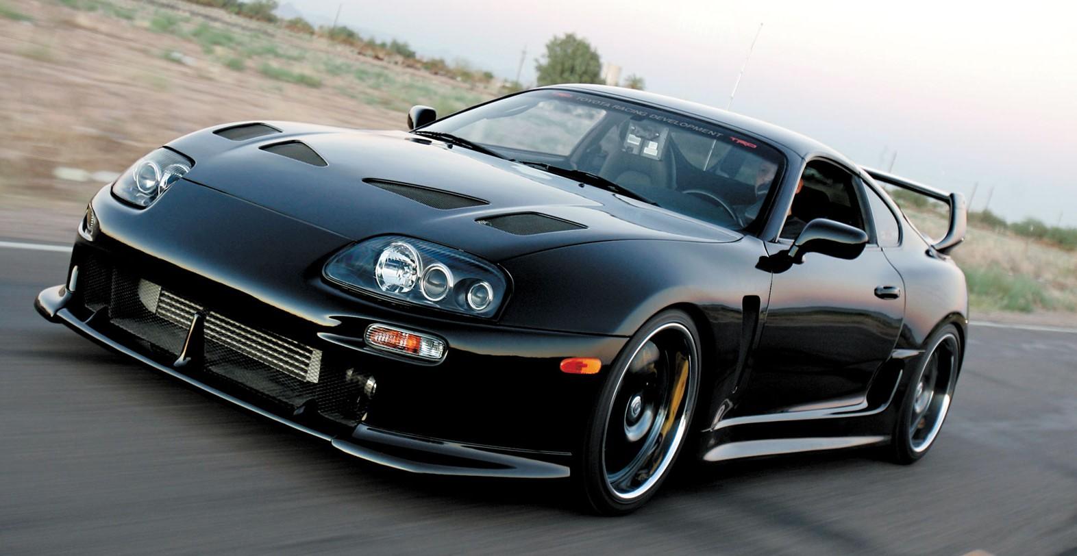 Toyota Supra là dòng xe đua cực kỳ nổi tiếng của Toyota
