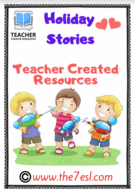 Reading Comprehension Holiday Stories