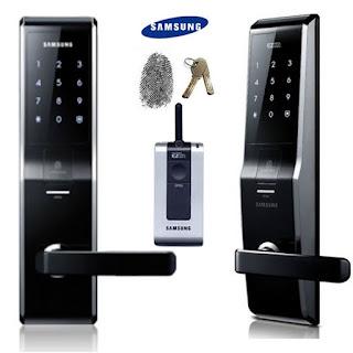 Khóa điện tử vân tay Adel 4920 là dòng khóa cửa thông minh hiện đại