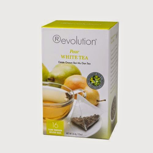 Revolution Tea's Sweet Ginger Peach is a flavor-packed, original tea made from fine Ceylon and Assam teas, fresh peach flavoring a nd ginger root. This hand-blended wonder has emerged as the most popular flavor in Revolution Tea's award-winning line of teas. read more.