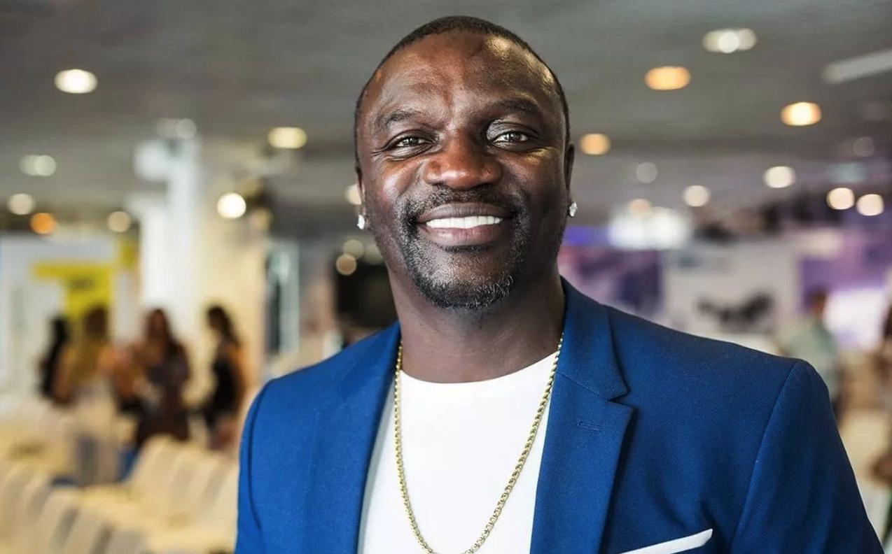 Photo de Akon