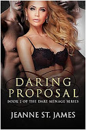 01-16-17  Daring Proposal (The Dare Menage Series, Bk. 2)