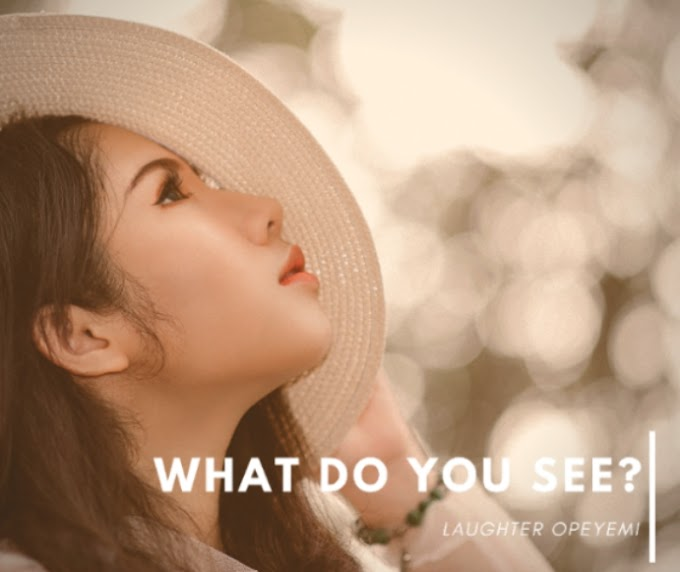What Do You See? (Series I)