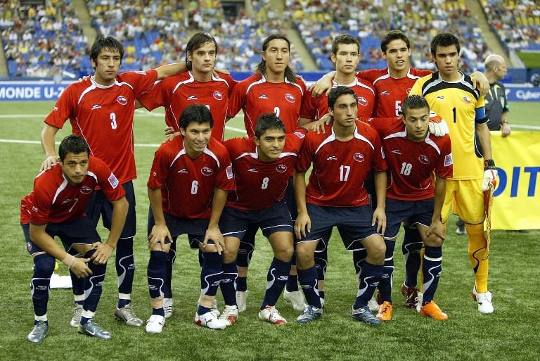 Selección chilena sub-20