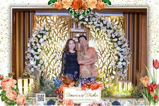 THE WEDDING OF DAVINE & DIDA @HONGKONG GARDEN RESTAURANT - BALI, 25 SEP 2019