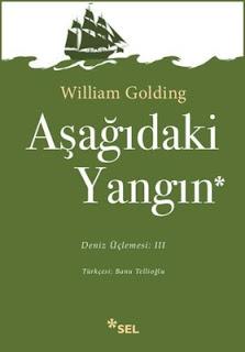 Asagidaki Yangin - William Golding - EPUB PDF Ekitap indir