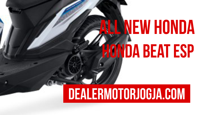 Mesin  All New Honda BeAT Esp