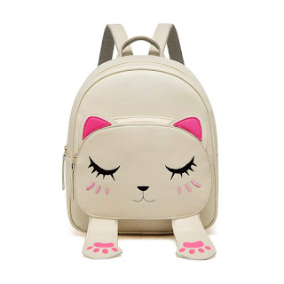 Cute Small Cat Style Backpack
