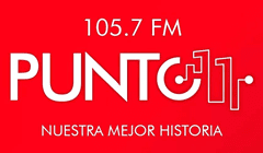 Punto 11 105.7 FM