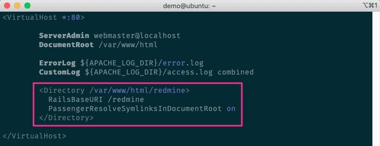 Apache設定000-default.conf