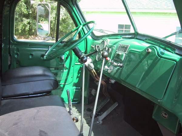 1959 Mack B61T Full Restoration | Auto Restorationice