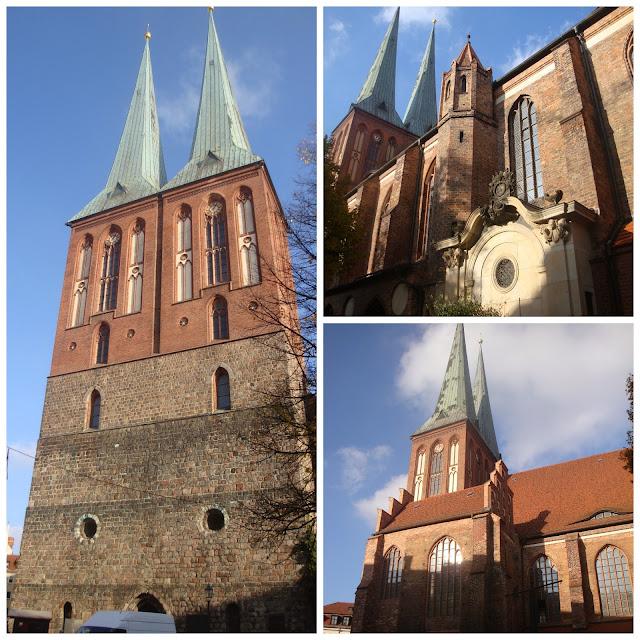 Nikolaikirche, Berlim