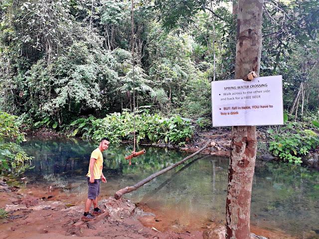 Hiking in Luang Prabang