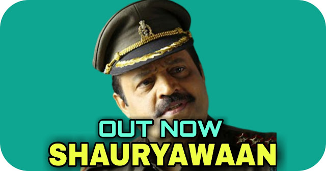 Shauryawaan (Melvilasom) Hindi Dubbed Movie