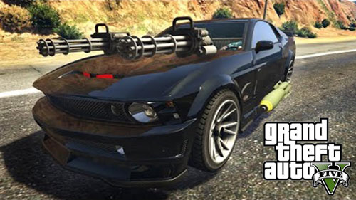 Free Download GTA 5 Knight Rider k.i.t.t Mod