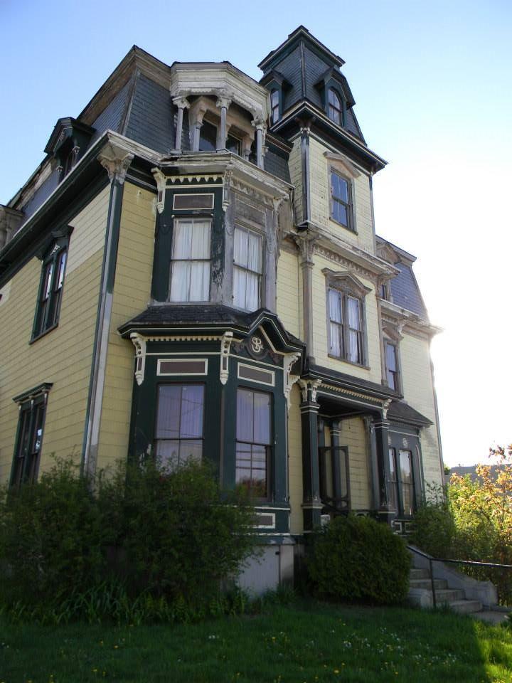 Gardner Hounted Victorian House