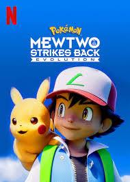Pokemon Mewtwo Strikes Back – Evolution 2020, Hollywood Movie