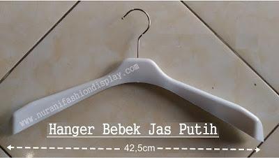 Hanger Jas Putih