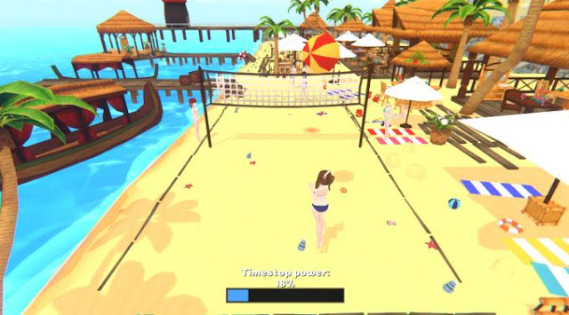 Timestop Volleyball Free Download PC Game Cracked in Direct Link and Torrent. Timestop Volleyball – You are competing against world class beach volleyball players. Normally you wouldn't stand a chance, but luckily you possess a mysterious power to stop time…