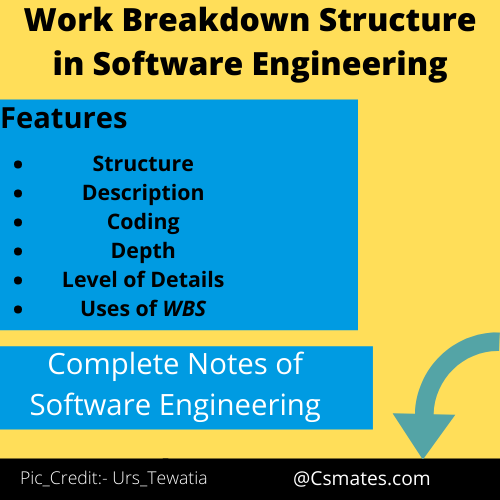 what is work breakdown structure in software engineering ppt