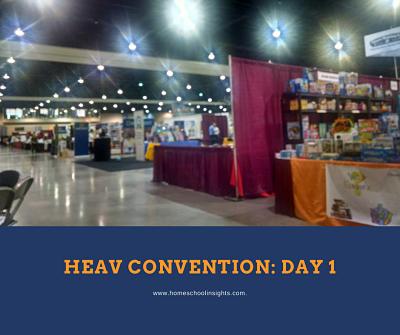 HEAV Convention Day 1