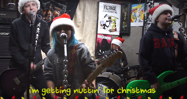 """Color Killer premiere video for new song """"Nuttin' For Christmas"""""""