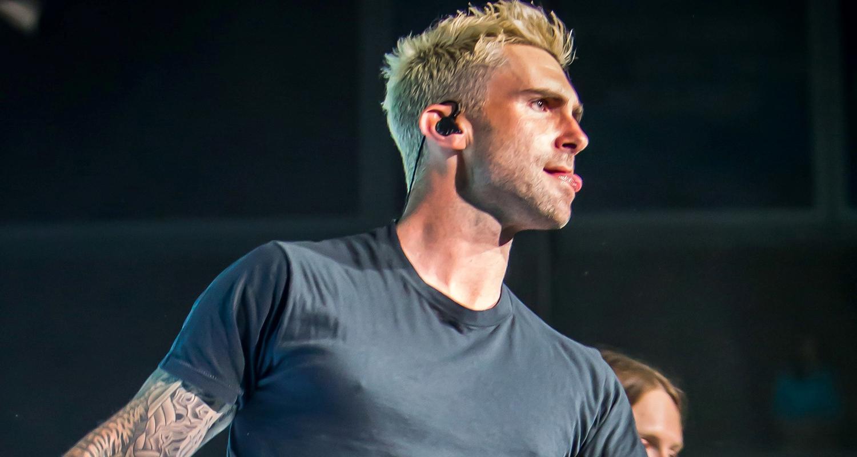 Adam Levine on new Maroon 5 album: