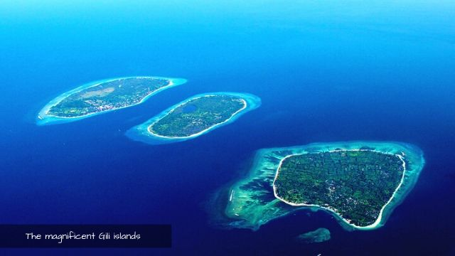 The magnificent Gili islands