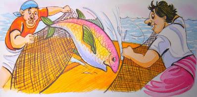 मछुआरों का सपना in Hindi Moral Story For Class 9
