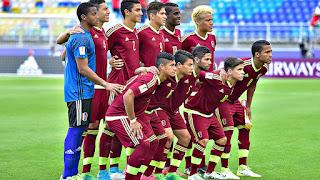 Venezuela enfrenta a Japón en Mundial Sub 20 Corea del Sur 2017