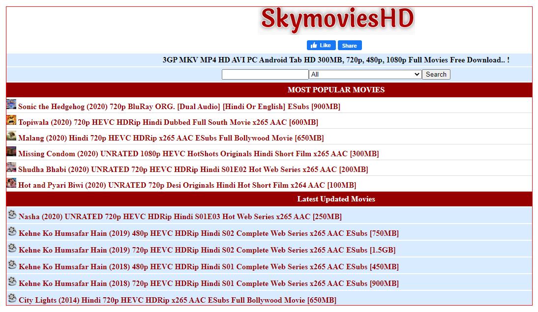 SkyMoviesHD 2021