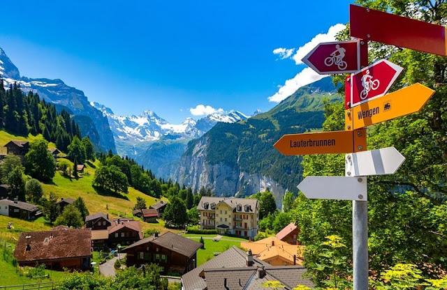 Ngắm vẻ đẹp dãy núi Alps dài nhất Châu Âu 20