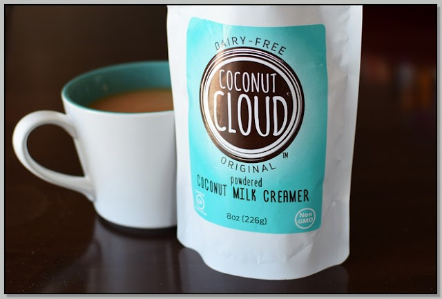 Natural Coffee Creamer Alternative