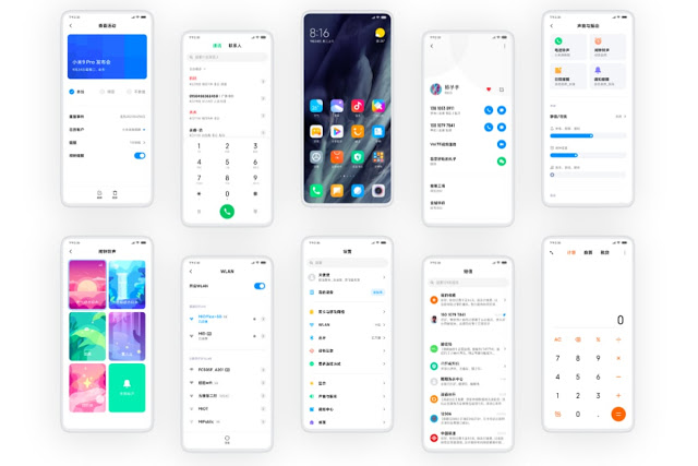 firmware Rom MIUI 11 Redmi Note Ginkgo Willow Stable