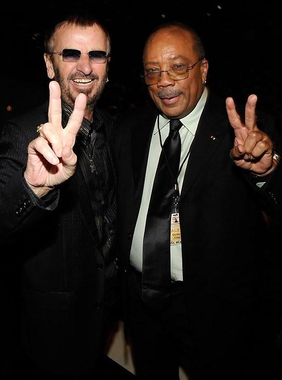 Quincy Jones : «Les Beatles étaient les pires musiciens du monde»