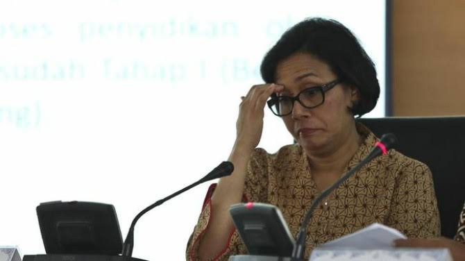Perkiraan Menteri Keuangan Sri Mulyani Pasien Positif CoronaTembus 95 Ribu Orang di Bulan Mei