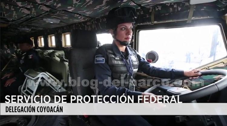 """La BELLA DOMADORA del """"GORETS-M"""", el """"MAMUT"""" ACORAZADO RUSO de la POLICIA FEDERAL"""