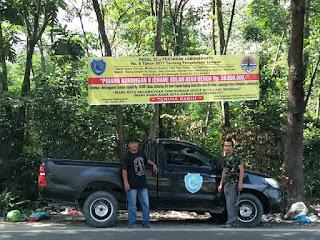 DLH dan Kelurahan Padang Bulan Kerjasama Kurangi Timbunan Sampah Liar