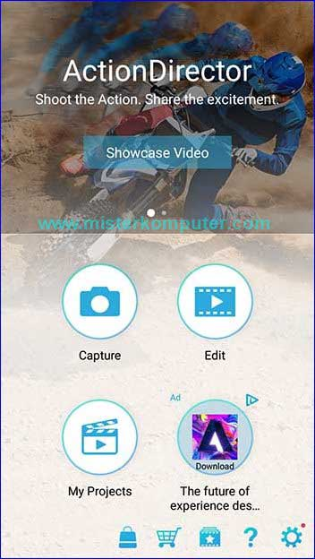 Aplikasi Video Editing di Android Paling Keren