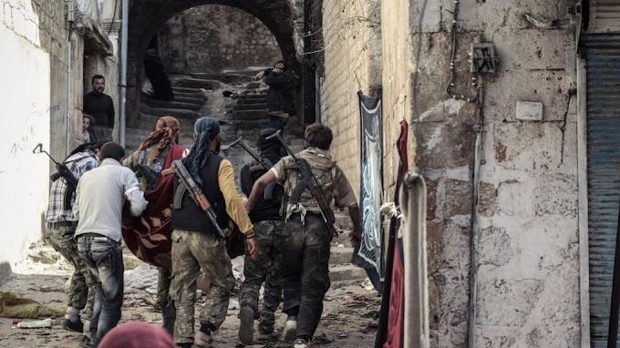 Los terroristas derrotados en Siria se instalan en las fronteras meridionales de Rusia