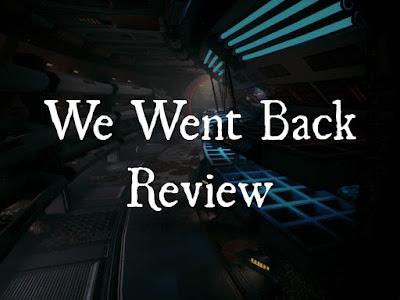 We Went Back