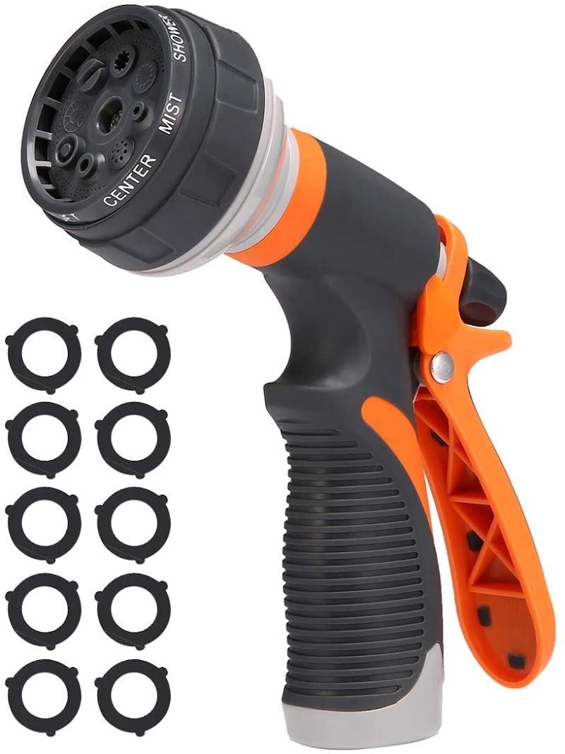 40%OFF Water Hose Nozzle, Hose Spray Nozzle Garden Hose Nozzle Heavy Duty